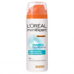 Loreal Men Expert Sensitive Pianka do golenia 200ml