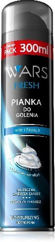 Wars Fresh Pianka do golenia