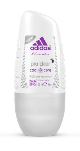Adidas for Women Cool & Care Dezodorant roll-on Pro Clear