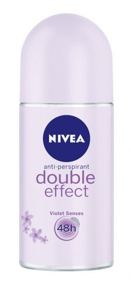 Nivea Dezodorant DOUBLE EFFECT roll-on damski 50ml