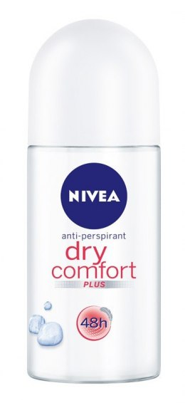 Nivea Dezodorant DRY COMFORT roll-on damski 50ml