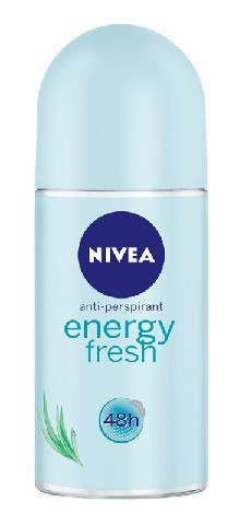 Nivea Dezodorant ENERGY FRESH roll-on damski 50ml