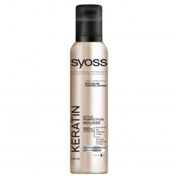 Syoss Keratin Pianka do włosów supermocna 250ml