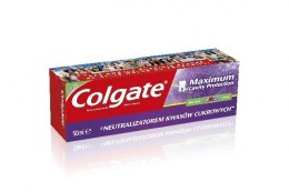 Colgate Pasta Maximum Cavity Protection Junior 6+ 50ml