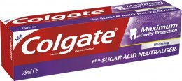 Colgate Pasta Maximum Cavity Protection Whitening 75ml