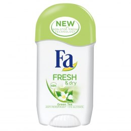 Fa Fresh & Dry Green Tea Scent 48H Dezodorant w sztyfcie 50 ml