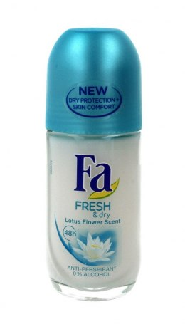 Fa Fresh & Dry Lotus Flower Dezodorant roll-on 50 ml