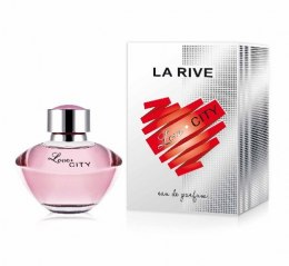 La Rive for Woman Love City Woda perfumowana 90ml .