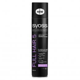 Syoss Full Hair 5D Lakier do włosów 300 ml