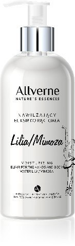 Allvernum Nature's Essences Eliksir do rąk i ciała Lilia & Mimoza 300ml