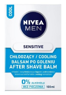 NIVEA MEN Balsam po goleniu SENSTIVE COOL