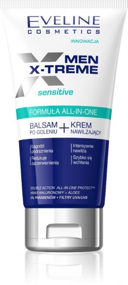 Eveline Men X-Treme Balsam po goleniu + krem 150ml