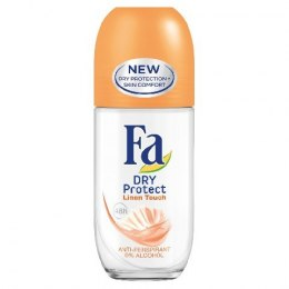 Fa Dry Protect Dezodorant roll-on Linen Touch 50ml