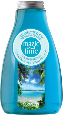Farmona Magic Time Polinezyjski Raj Olejek do kąpieli i pod prysznic 425ml