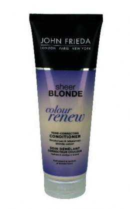 JF*SHEER BLONDE Odżywka 250ml COLOUR RENEW