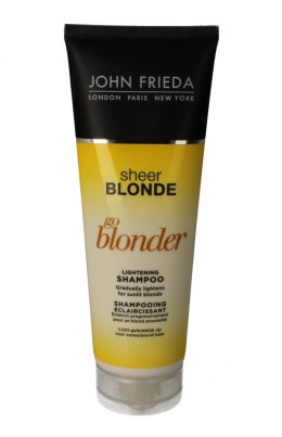 JF*SHEER BLONDE Szampon 250ml Go Blonder