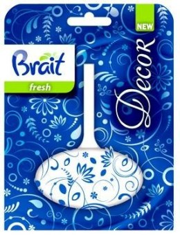 Brait Kostka toaletowa Decor 1-fazowa do WC Fresh 40g