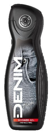 Denim Black Żel pod prysznic 400ml
