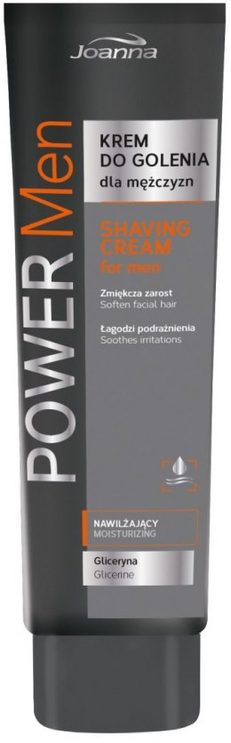 Joanna Power Men Krem do golenia z gliceryną 70g