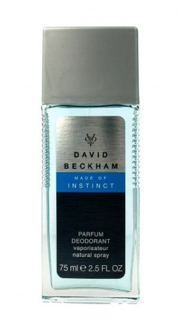David Beckham Made Of Instinct Dezodorant naturalny spray 75ml