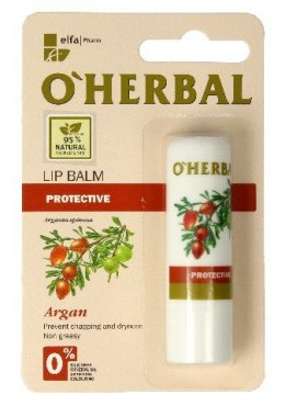 Elfa Pharm O'Herbal Balsam do ust ochronny Argan 4.8g