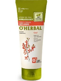 Elfa Pharm O'Herbal Krem do rąk odmładzający Goji 75ml