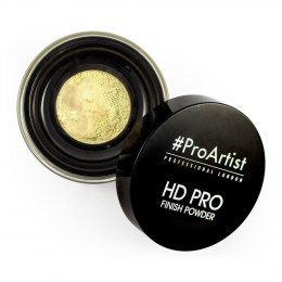 FREEDOM HD Pro Artist Finish Powder Banana -Loose Puder sypki bananowy 4g