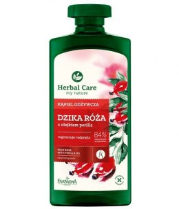 Farmona Herbal Care Kąpiel odżywcza Dzika Róża 500ml