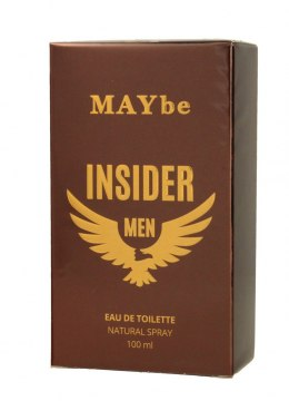MAYbe Insider for Men Woda toaletowa 100ml