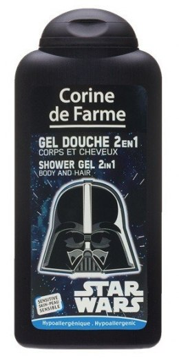 Corine de Farme Star Wars Żel myjący 2w1 Force 250ml