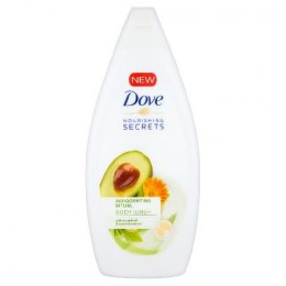 Dove Nourishing Secrets Żel pod prysznic Invigorating Ritual 500ml