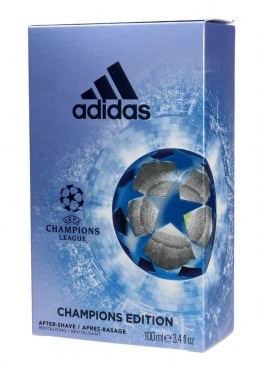 Adidas Champions League UEFA Champion Edition IV Woda po goleniu 100ml