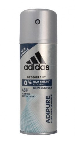 Adidas Men Adipure Dezodorant 48H spray 150ml