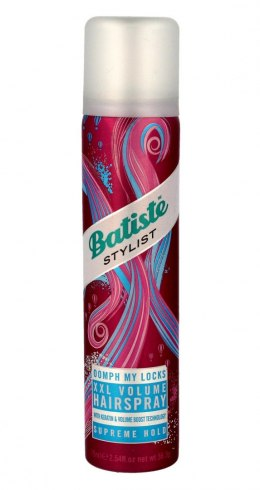 Batiste Stylist Lakier do włosów Oomph My Locks XXL Volume 75ml