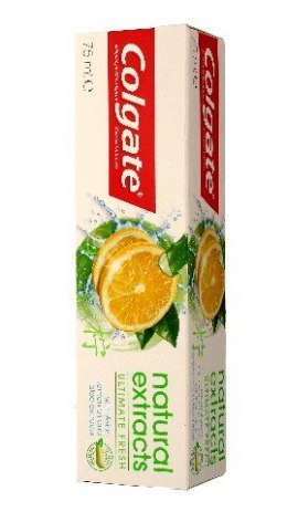 Colgate Pasta do zębów Natural Extracts Ultimate Fresh odświeżająca 75ml