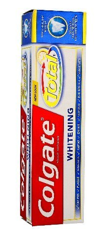 Colgate Pasta do zębów Total Whitening 75ml