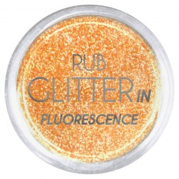 Euro Fashion Brokat Rub Glitter In Fluorescence nr 3 1szt