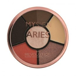 Makeup Revolution My Sign Complete Eye Base Zestaw do makijażu oczu i brwi Aries 1szt