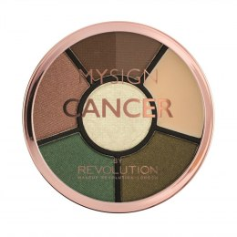 Makeup Revolution My Sign Complete Eye Base Zestaw do makijażu oczu i brwi Cancer 1szt