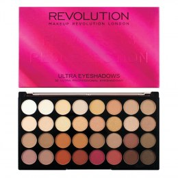 Makeup Revolution Ultra Palette 32 Zestaw cieni do powiek Flawless 3 Resurrection 16g (32 kolory)