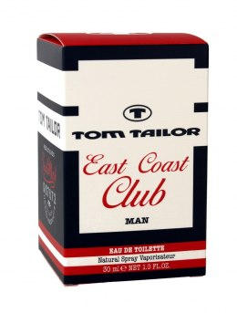 Tom Tailor East Coast Club Man Woda toaletowa 30ml