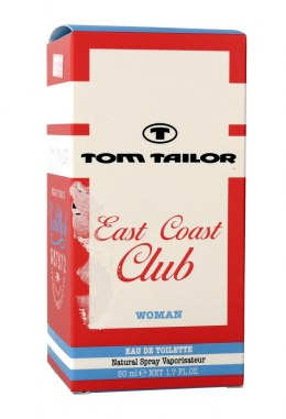 Tom Tailor East Coast Club Woman Woda toaletowa 50ml