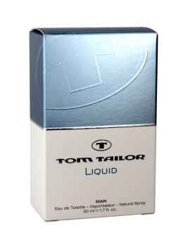 Tom Tailor Liquid Man Woda toaletowa 50ml