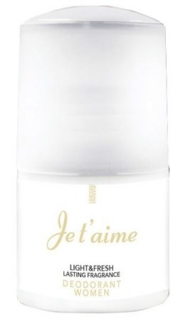 Vittorio Bellucci Dezodorant roll-on 14 Je T'aime 50ml