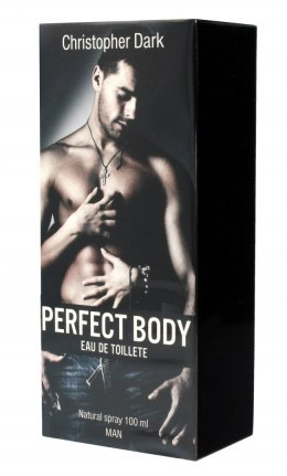 Christopher Dark Men Perfect Body Woda toaletowa 100ml