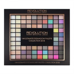 Makeup Revolution 144 Ultimate Eyeshadow Palette Zestaw cieni do powiek 116g