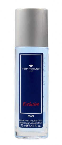 Tom Tailor Exclusive Man Dezodorant w szkle 75ml