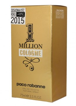 Paco Rabanne 1 Million Cologne Woda toaletowa 75ml