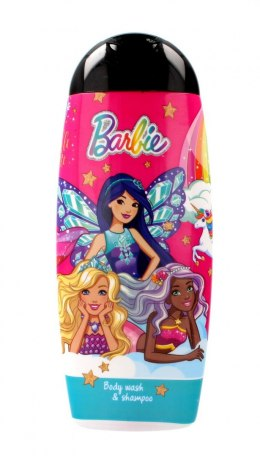 Uroda for Kids Żel pod prysznic 2w1 dla dzieci Barbie You Can Be A Dreamer 250ml