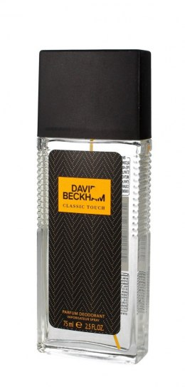 David Beckham Classic Touch Dezodorant naturalny spray 75ml